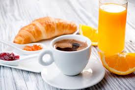 Desayuno y entre horas