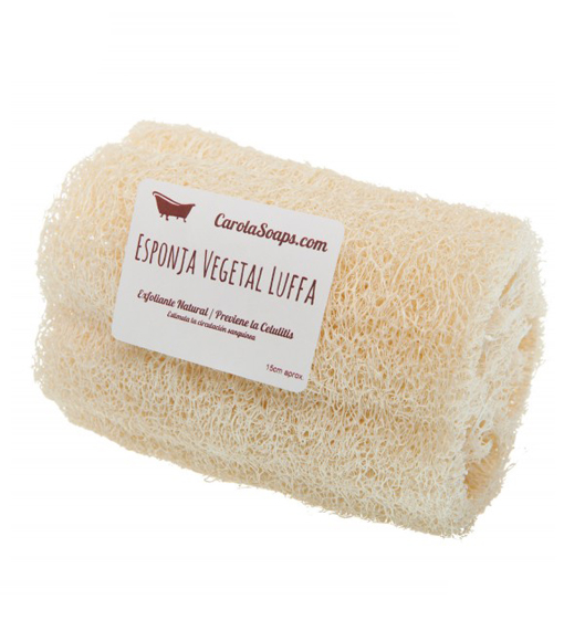 Esponja vegetal de lufa lo natural - Esponja natural vegetal ...